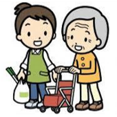 買い物高齢者